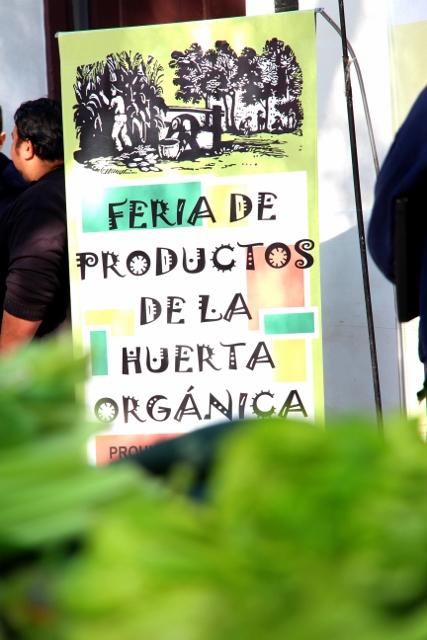Feria tiene lugar todos los jueves en el centre de San Juan